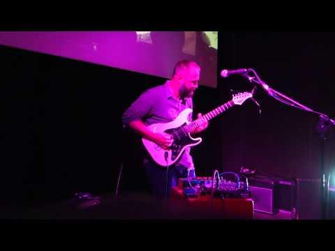 Miles Cooper Seaton (Akron/Family) - It just does - live @ Blah Blah 29/5/14