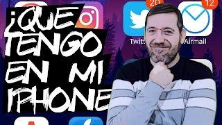¿Qué tengo en mi iPhone 7 Plus? | Finales 2016