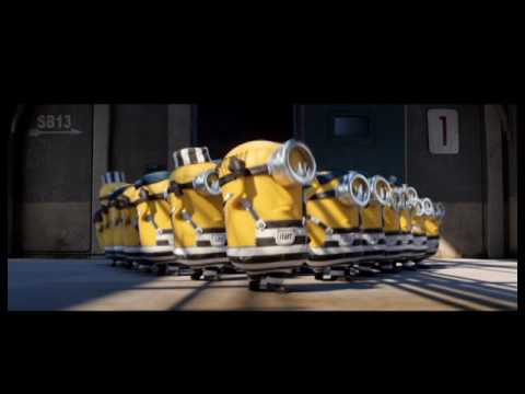 Despicable Me 3 Trailer - Tamil