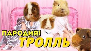 Время и Стекло Тролль ПАРОДИЯ SvinkiShow