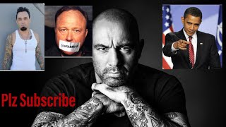 JRE Alex Jones on Obama's homosexuality & leaked email codes