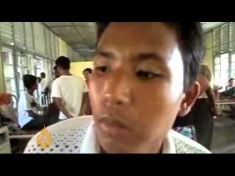 Scores killed in new Myanmar violence