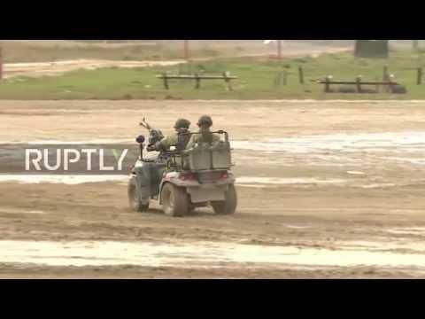 Russia: First Russian Quad Bike For Infantry Showcased At The Army-2016 International Forum