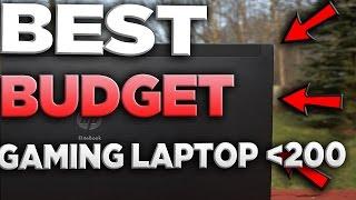 BEST BUDGET GAMING LAPTOP UNDER $200 2017-2018 | HP Elitebook 8540w Review
