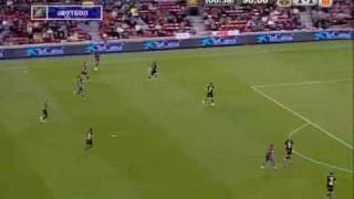 FC Barcelona 2 - 3 Real Club Deportivo Mallorca 2007-08