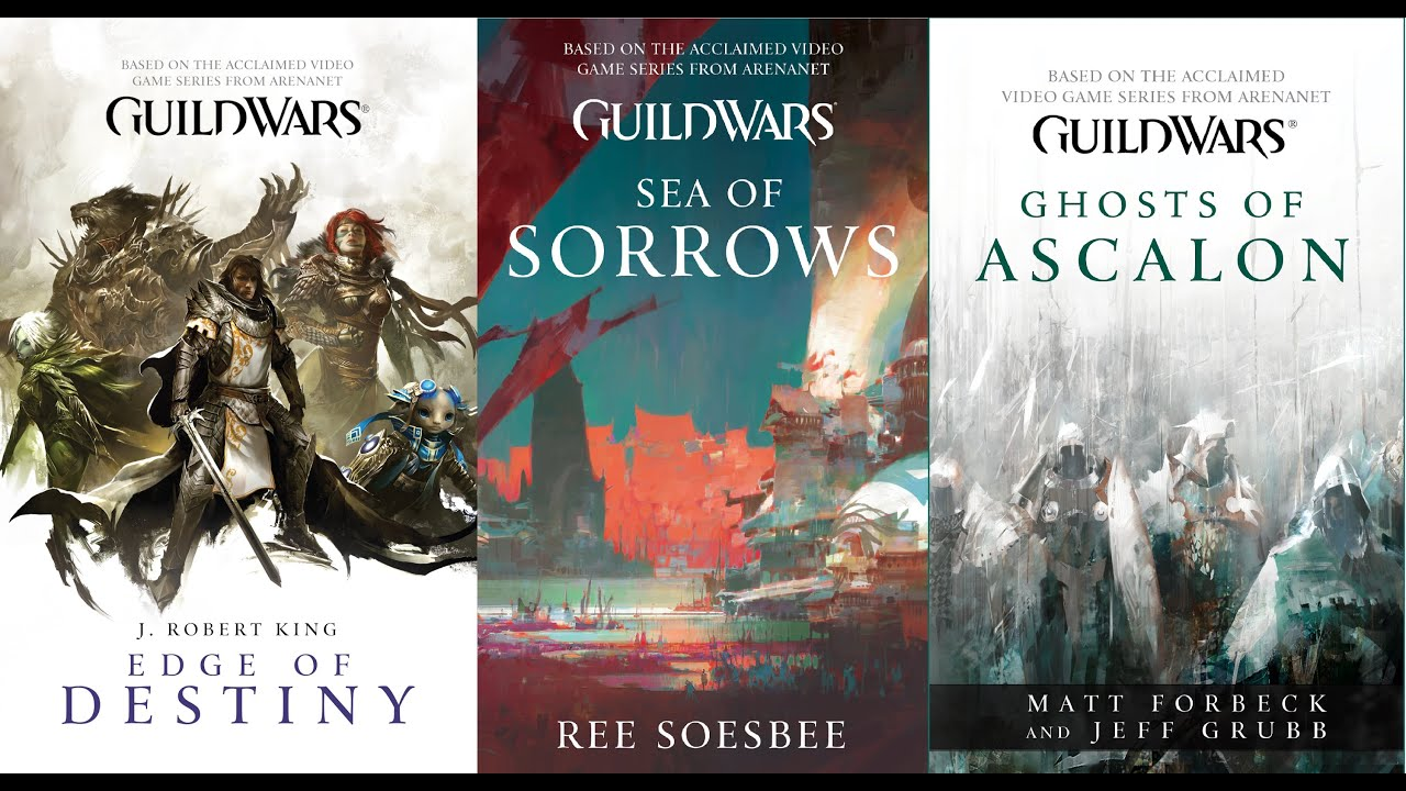 Výsledok vyhľadávania obrázkov pre dopyt guild wars books