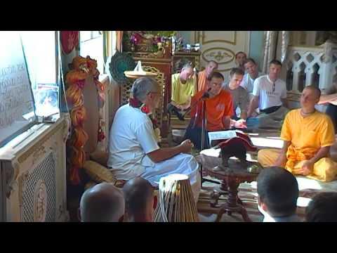 Шримад Бхагаватам 3.8.6 - Аударья Дхама прабху