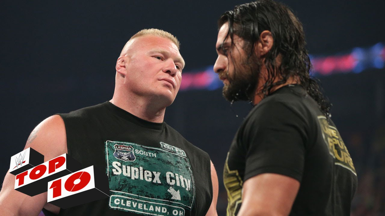 Download Top 10 WWE Raw moments: June 15, 2015