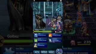 FF Brave Exvius: The Giant of Babel ELT Final Boss Golbez