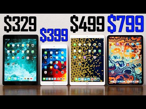 Which IPad Should You Buy In 2020?