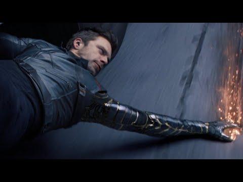 Download Winter Soldier Fight Scenes | Captain America & Falcon and The Winter Soldier