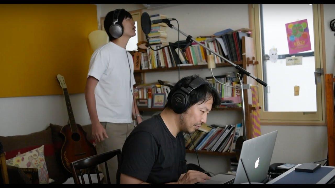 Lee&Small Mountains ニューアルバム『カーテン・ナイツ』レコーディングドキュメンタリー