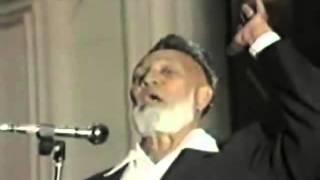 Sheik Ahmed Deedat Best Answer to a Christian
