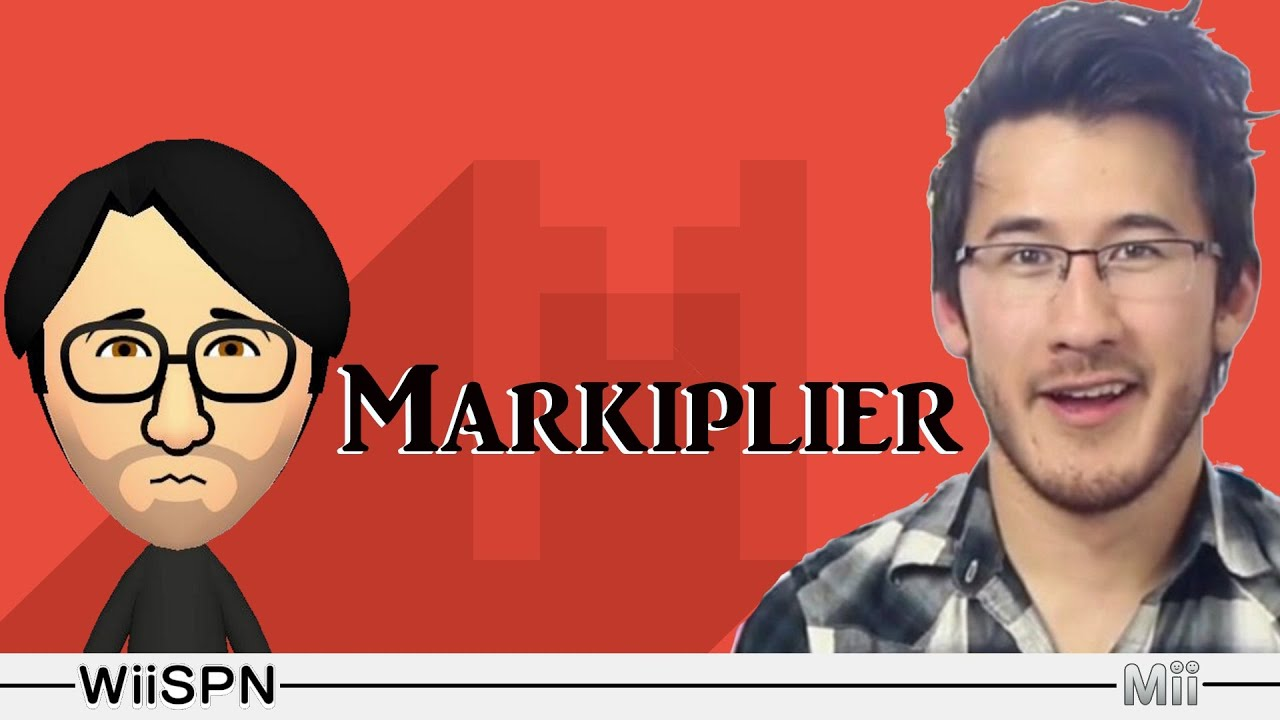 Mii Maker: How To Create Markiplier!