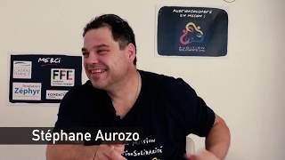 Interview Stéphane Aurozo - Marseille, septembre 2018