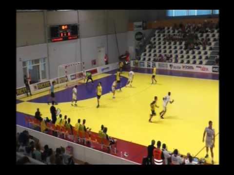 Hlohovec - St. Gallen EHF cup 2013/2014
