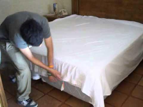 Como limpiar una habitacion camarista youtube - Como limpiar una casa ...
