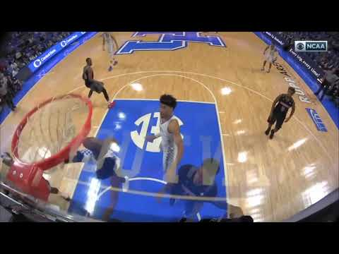 Kentucky's Hamidou Diallo Involved In Pair of Massive Dunks vs. Louisville