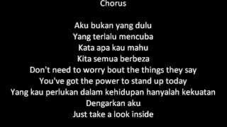 de fam supergirls lyrics