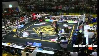 Somrak Tor Thepsuthin vs Tu(Warren) Luktupfah 28th February 2014