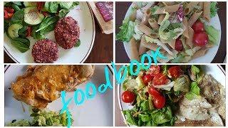 FOODBOOK: Śniadania, obiady i kolacje