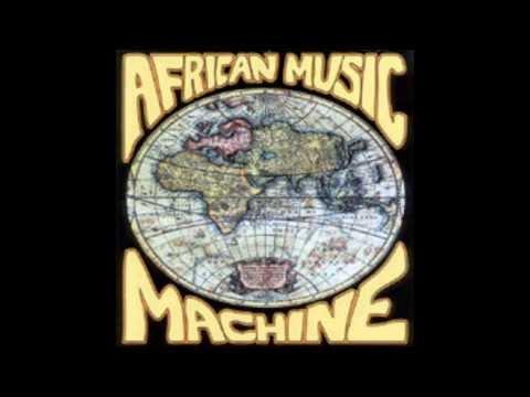 afrcan music machine - black pearl
