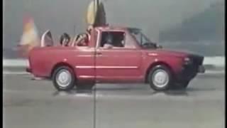 Picape City (Fiat) - Anos 80