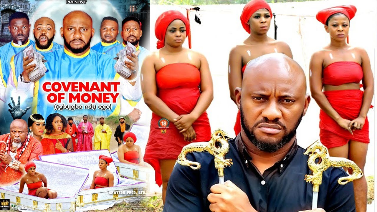 Download CONVENANT OF MONEY SEASON 1 {NEW HIT MOVIE} - YUL EDOCHIE\2021 latest Nigerian Nollywood Movie