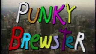 Punky Brewster Intro Season 1