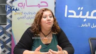 فيديو| إيمان عزت للأمهات: لا تتركى ابنك أو ابنتك مع أى شخص