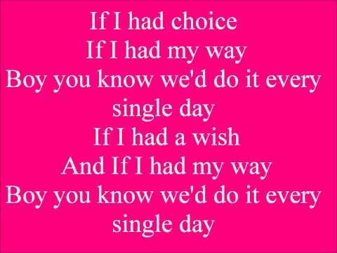 Selena Gomez - Do it - lyrics