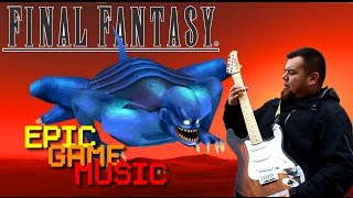 "Final Fantasy 4 ""Boss Battle Theme"" Music Video // Epic Game Music"
