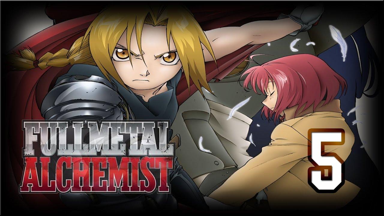Daaro Plays: Fullmetal Alchemist and the Broken Angel Pt ...