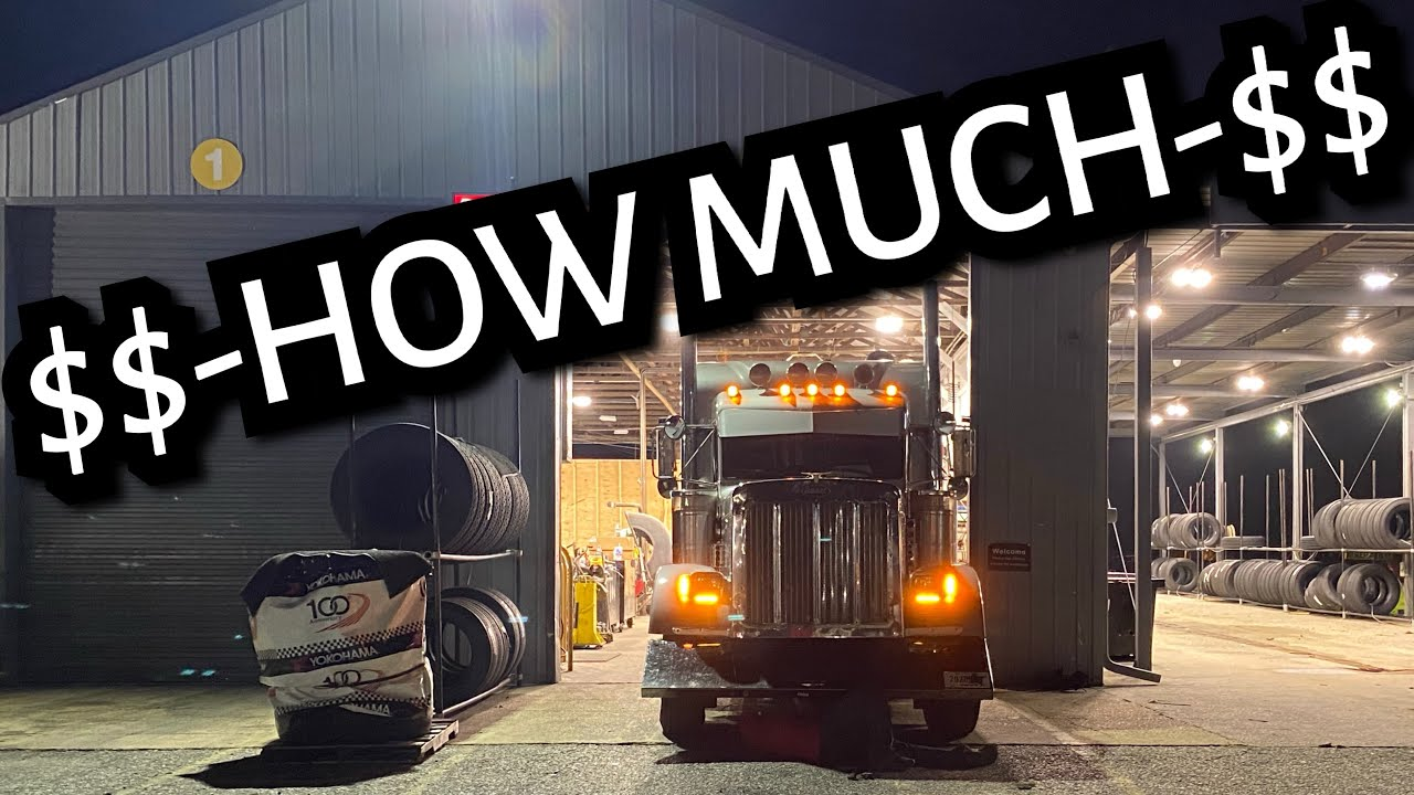 A Day In The Life Of A Heavy Haul Trucker | A Simple Repair Turns Into An All Day Affair!!
