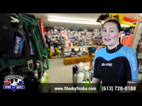 BCD Care And Cleaning - Ottawa Scuba Diving