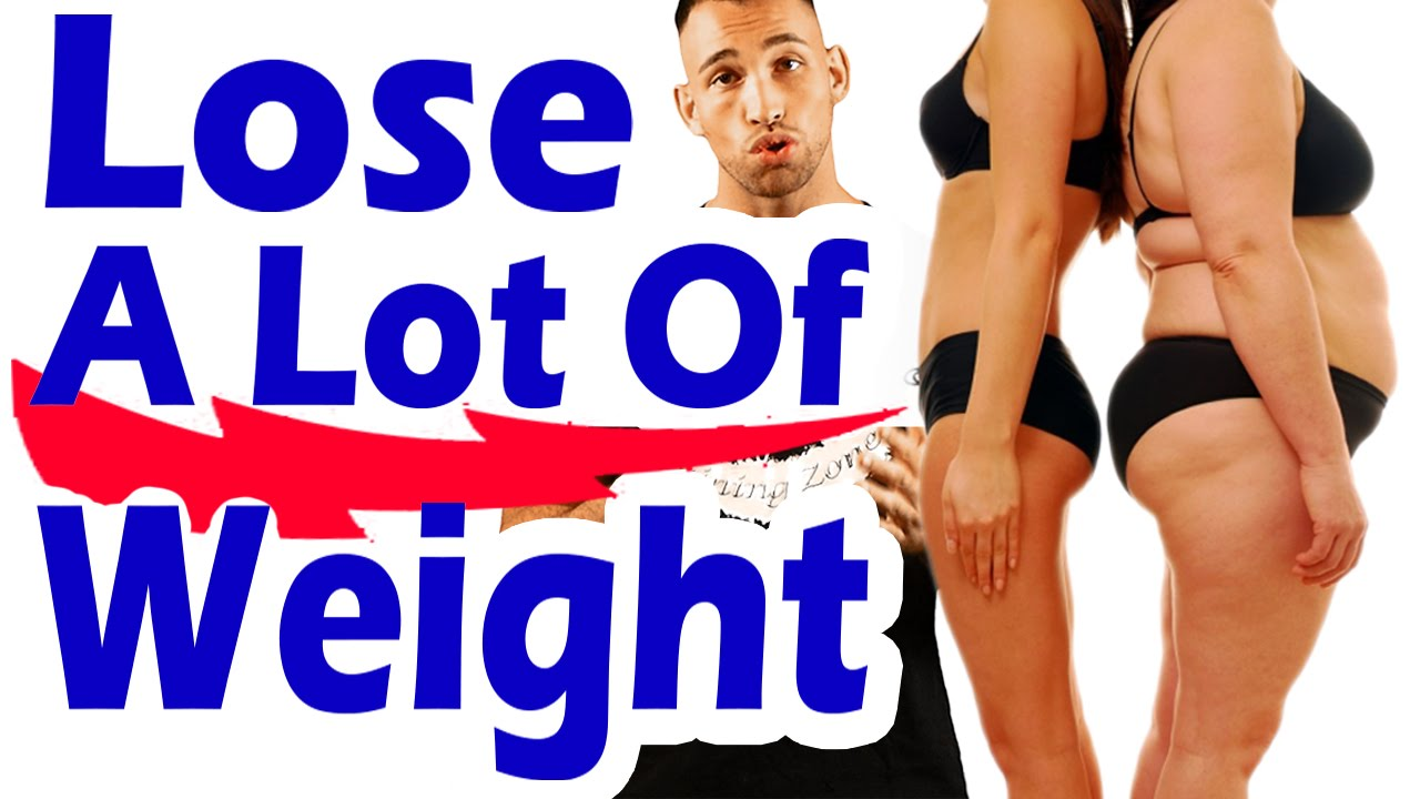 how to lose a lot of weight overnight