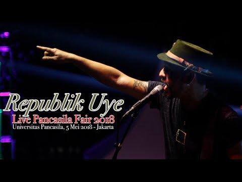 Cozy Republic - Republik Uye (Live Pancasila Fair 2018)