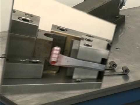 Automatic Scroll Bender GSB 80 P Scroll Ends Rolling Up Device GSE 805