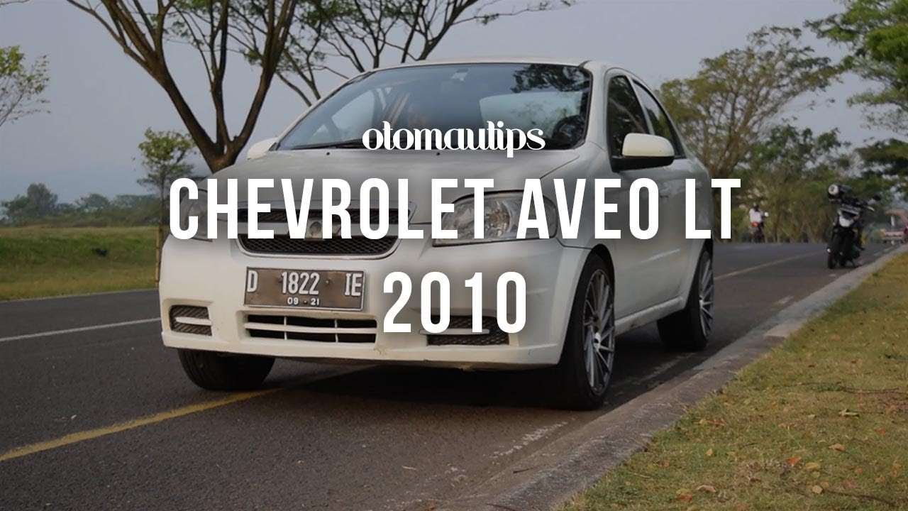 Review Chevrolet Aveo Lt Sedan 2010 Cbu