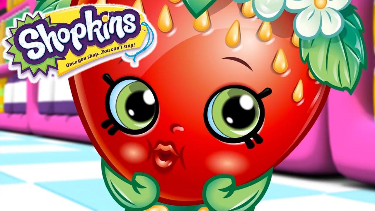 Shopkins Full Episode Happy Birthday Strawberry