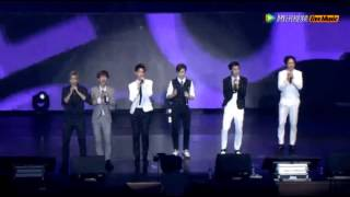 [中字live]150629  BOYFRIEND(보이프렌드) -  BOYFRIEND(보이프렌드)   2015上海演唱会