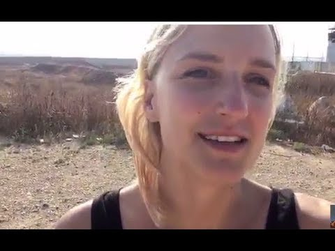 Oakland to the Gaza Border - Morgan Bach Vlog for Zennie62