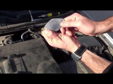 Junta Válvula EGR Placa Ciega Ford Jaguar X Mondeo Transit 2.0 2.2 2.5 Tdci