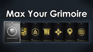 Destiny House of Wolves: Grimoire Score and Tips on How to Max It Out