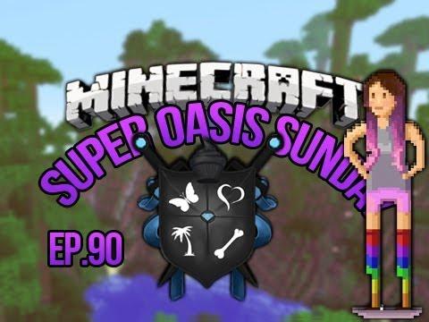 """I AM OP"" SoS Minecraft Oasis 90"