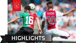 Highlights NEC - Ajax