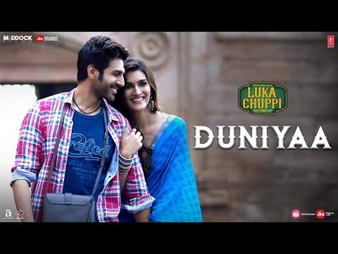 Luka Chuppi: Duniyaa Video Song | Kartik Aaryan Kriti Sanon | Akhil | Dhvani B | Abhijit V Kunaal V