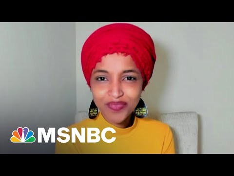 Omar Says Her Years In A Refugee Camp Were Not As Bad As What Migrant Kids Are Enduring Now | MSNBC