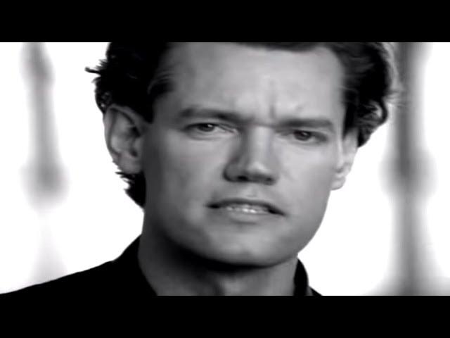 Randy Travis - Look Heart, No Hands (Official Music Video)