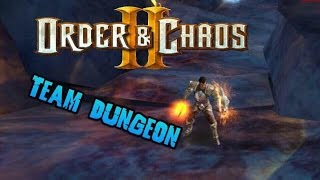 Order and Chaos 2: Redemption - Team Dungeon - The Forgotten Mine!